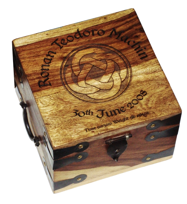 Baby's Keepsake Box (Large)