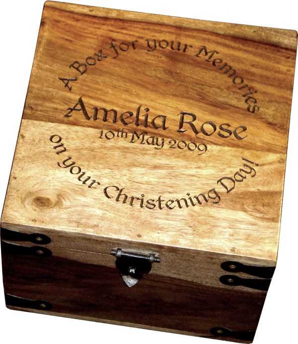 Christening Box (Large)