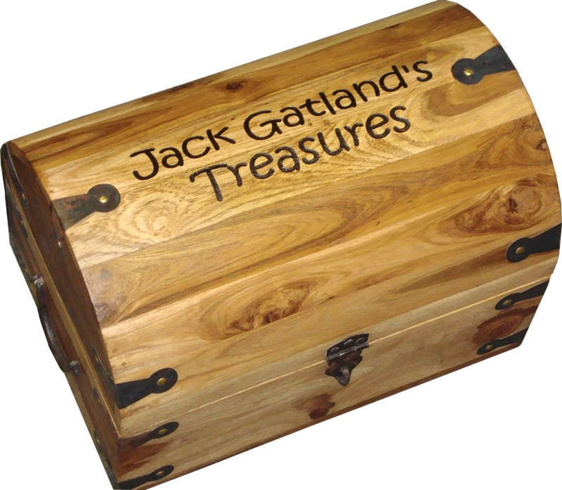 "Treasure Chest (Large) 14"" x 10"" x 9"""