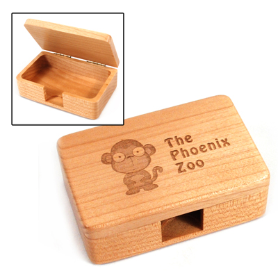 Maple Card Box