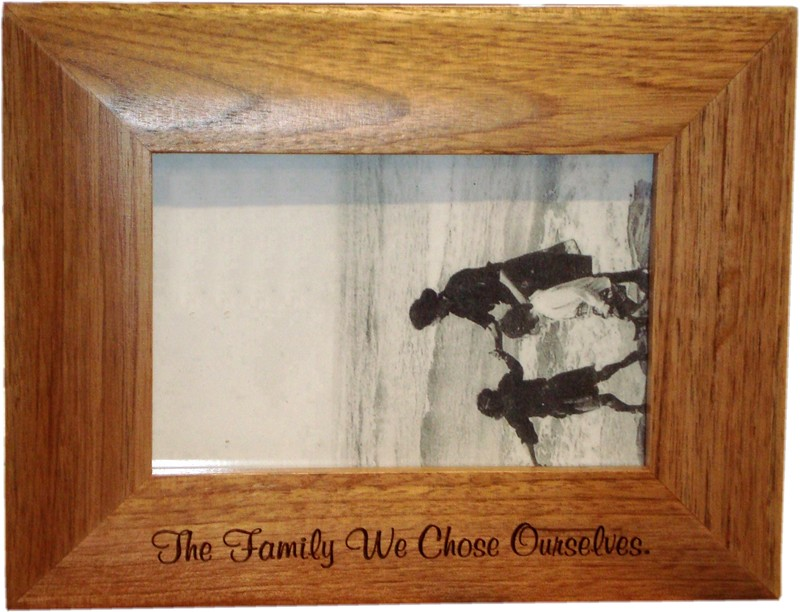 "Oak photo frame 7"" x 5"" - Click Image to Close"