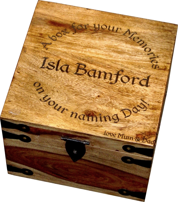Naming Day Box (Large)
